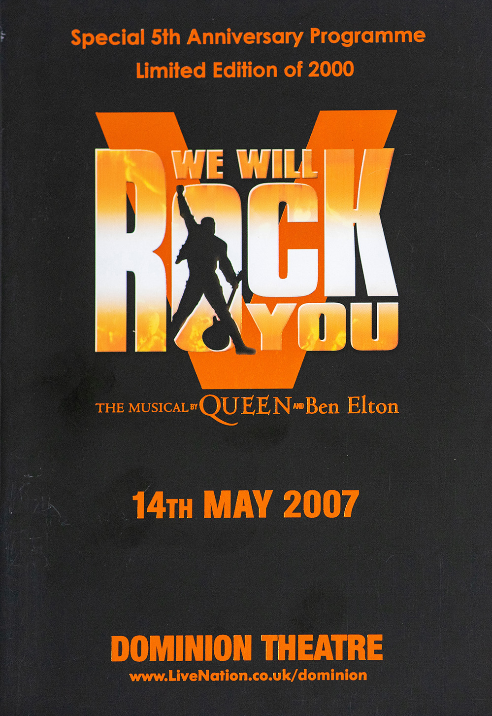 Brian + Roger - London 14.05.2007 (5th anniversary of WWRY)