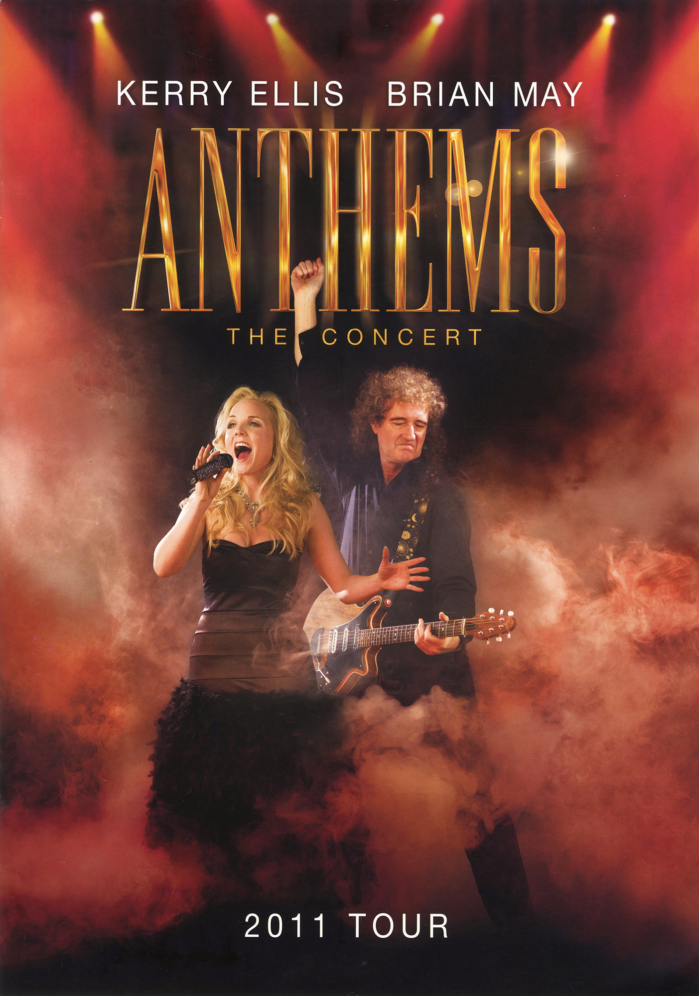 Brian + Kerry Ellis - Anthems tour