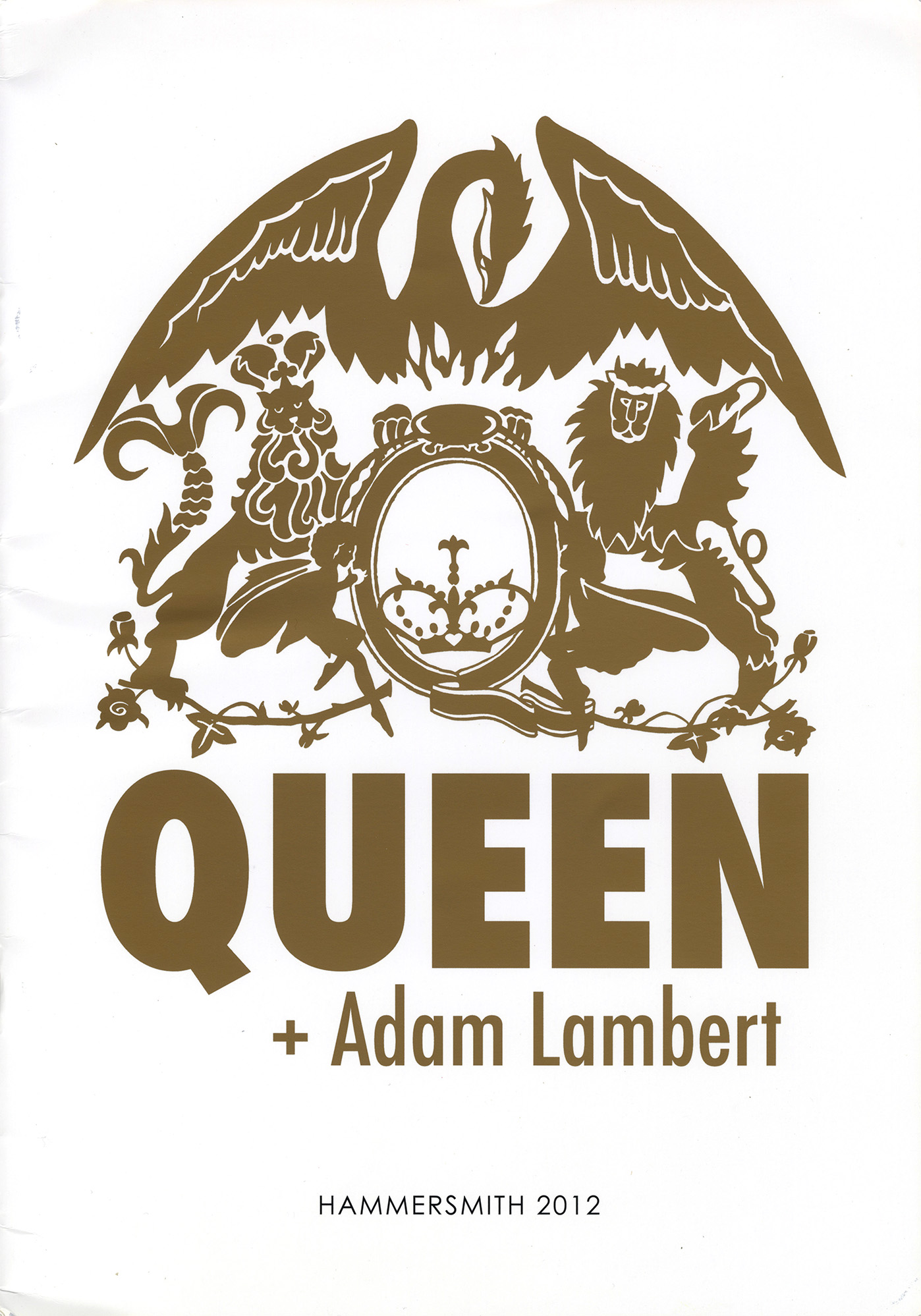 Queen + Adam Lambert - London 2012