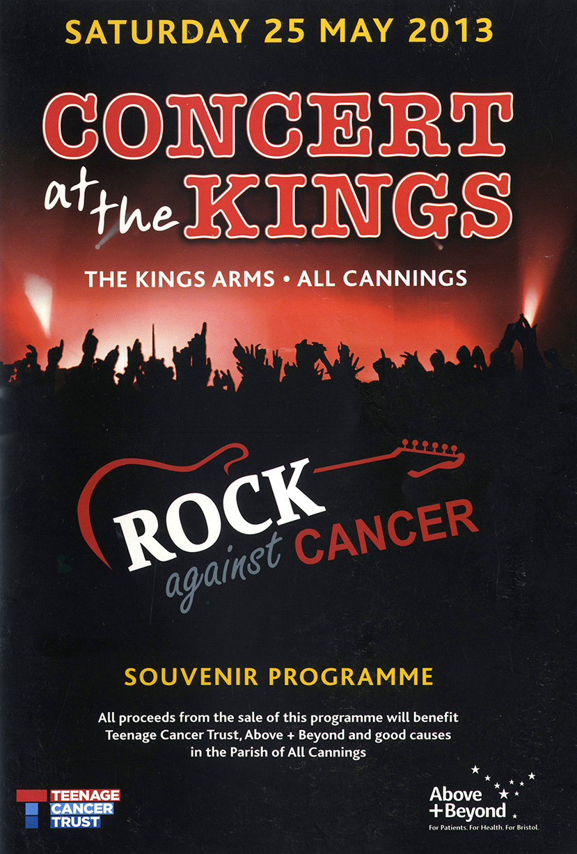 SAS Band with Roger - All Cannings 25.05.2013