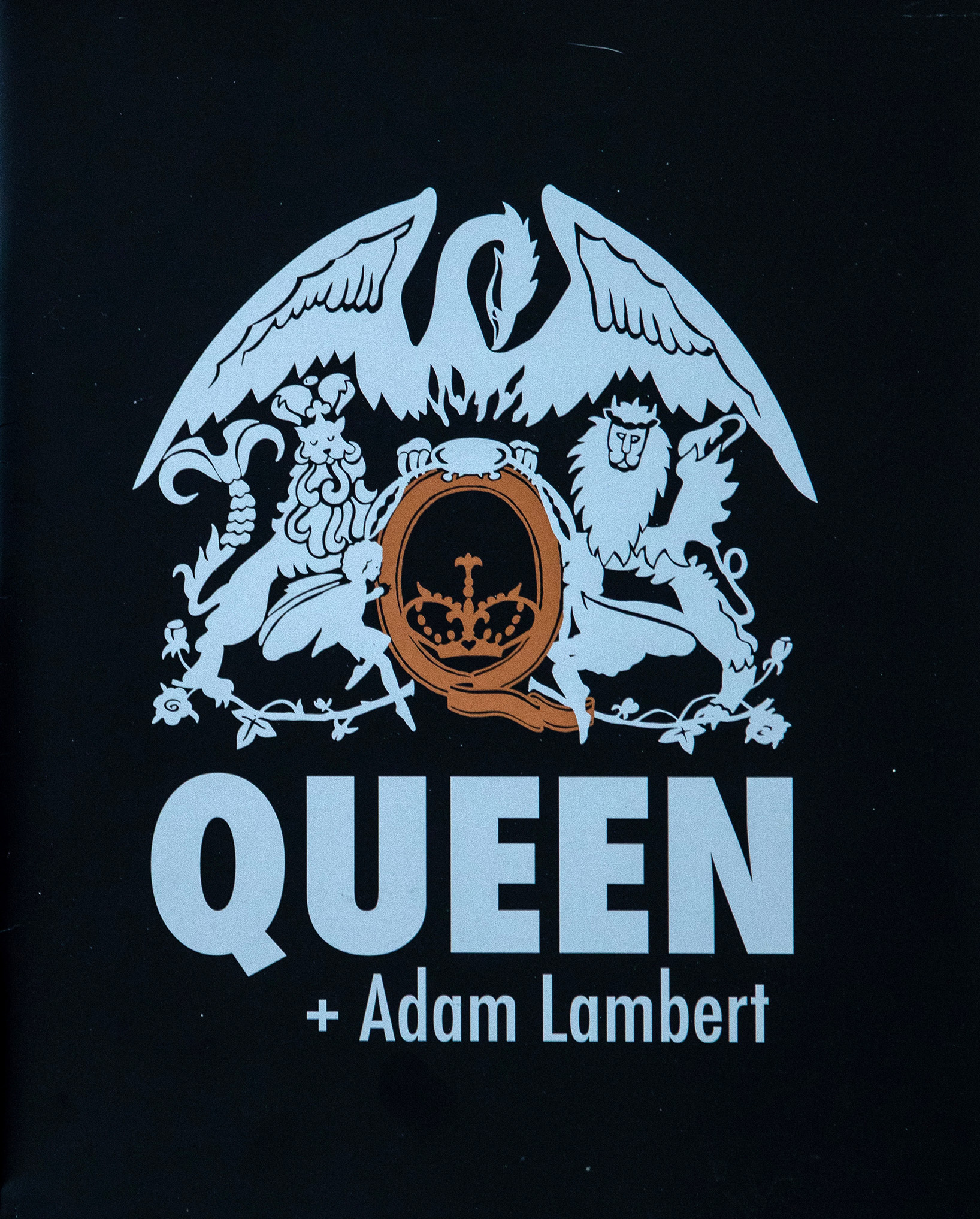 Queen + Adam Lambert - 2014 tour - matte