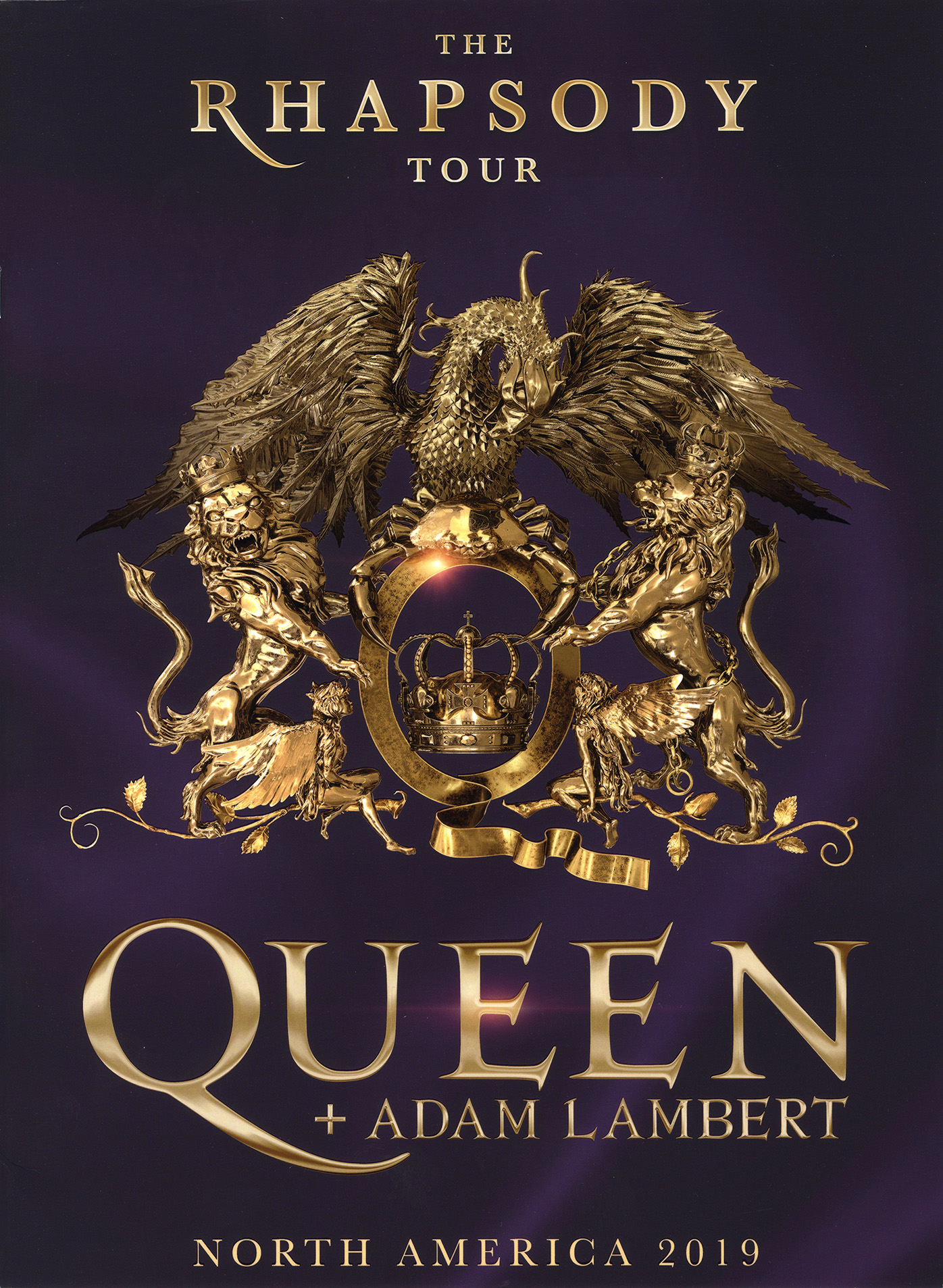 Queen + Adam Lambert - North America 2019
