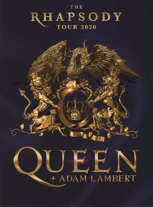 Queen + Adam Lambert - Korea and Australia 2020