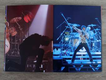 Queen + Paul Rodgers tour program - Europe 2005