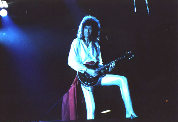 Brian's Red Special