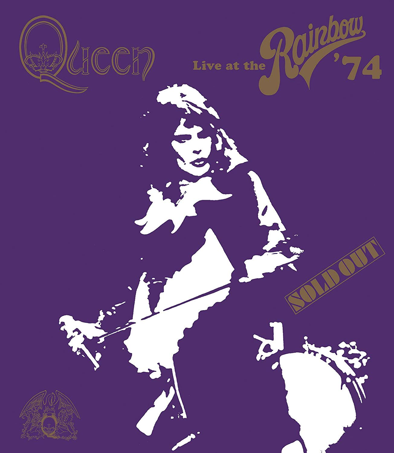 Queen - Live At Rainbow 1974