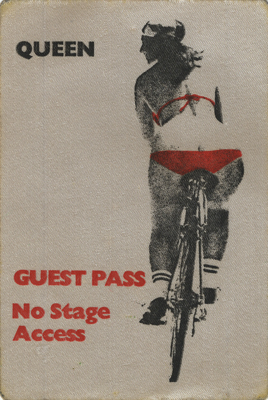 Jazz tour pass - red version