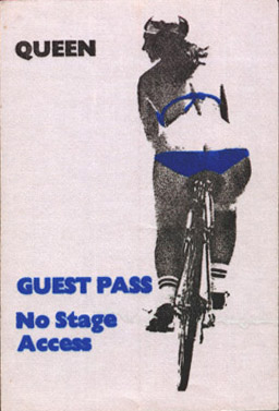 Jazz tour pass - blue version