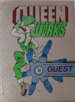 The Works tour pass