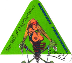 North American crew pass green (1993)