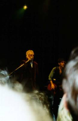 Guest appearance: Roger Taylor live at the Shepherds Bush Empire, London, UK (with Ian Hunter)