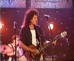 Guest appearance: Brian May live at the Stravinski Hall, Montreux, Switzerland (Montreux Jazz festival)