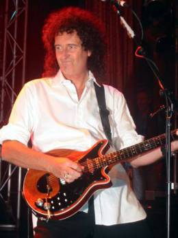 Guest appearance: Brian May + Roger Taylor live at the Regent Theatre, Melbourne, Australia (WWRY afterparty)