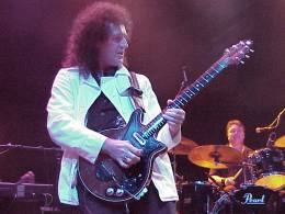 Guest appearance: Brian May live at the Astoria Theatre, London, UK (with Ian Hunter)