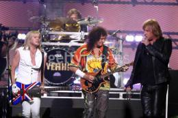 Guest appearance: Brian May live at the Mandalay Bay Events Center, Las Vegas, NV, USA (VH1 Rock Honors)