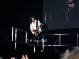 Guest appearance: Brian May live at the Wembley Arena, London, UK (with McFly)
