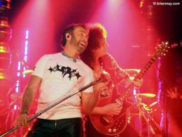 Guest appearance: Queen + Paul Rodgers live at the Studio 1, South Bank, London, UK (Al Murray's Happy Hour TV show)