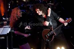 Guest appearance: Brian May live at the Shaw Theatre, London, UK (Kerry Ellis sings The Great British Songbook)