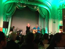 Guest appearance: Brian May live at the The Savoy, London, UK (Hope 4 Apes)
