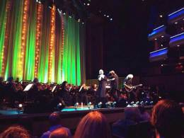 Guest appearance: Brian May live at the Royal Festival Hall, London, UK (Don Black Tribute)