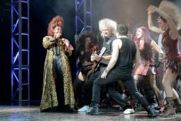 Guest appearance: Brian May live at the Hippodrome Theatre, Baltimore, MD, USA (WWRY musical premiere)
