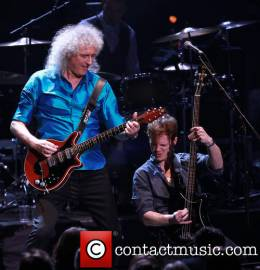 Guest appearance: Brian May live at the Royal Albert Hall, London, UK (City Rocks)