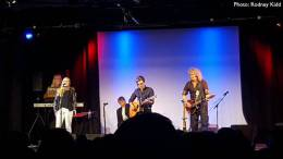 Guest appearance: Brian May live at the Leicester Square Theatre, London, UK (Evening with Russ Ballard)