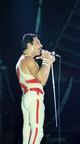 Concert photo: Queen live at the Myriad, Oklahoma City, OK, USA [27.08.1982]