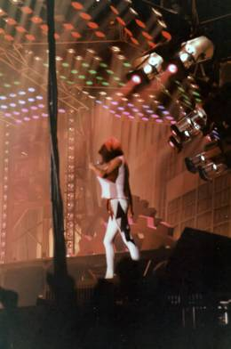 Concert photo: Queen live at the Westallenhalle, Dortmund, Germany [11.09.1984]