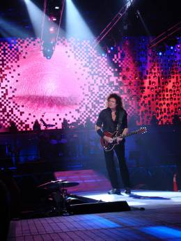 Concert photo: Queen + Paul Rodgers live at the Velodrom, Berlin, Germany [21.09.2008]