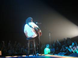 Concert photo: Queen + Paul Rodgers live at the SECC, Glasgow, UK [11.10.2008]
