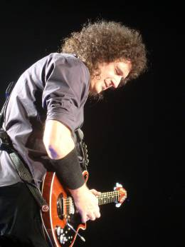 Concert photo: Queen + Paul Rodgers live at the Echo Arena, Liverpool, UK [18.10.2008]