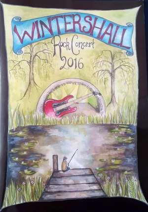 Roger Taylor in Wintershall 2016